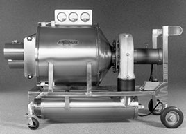 cartridge style filtering units